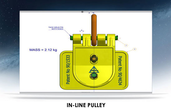 INLINE-PULLEY