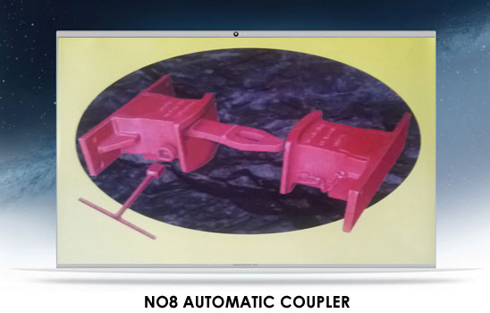 NO.8-AUTOMATIC-COUPLER